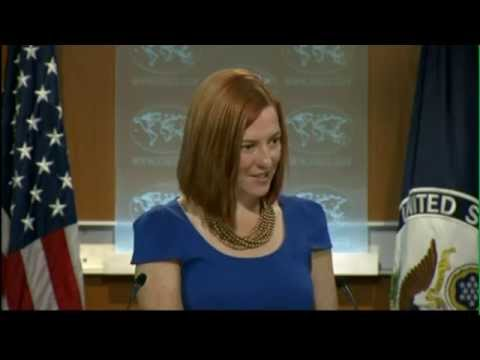 Psaki. On Violations Ceasefire Ukraine. 30 June 2014