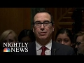 Donald Trump's Cabinet Picks Continue To Spark Contentious Hearings | NBC Nightly News