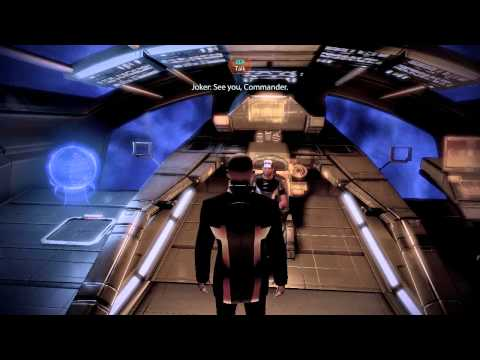 Mass Effect 2 [PC - Infiltrator]: Normandy Conversations (Post JACK: SUBJECT ZERO)