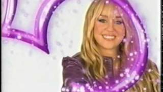 Hannah Montana (NEW!!!!!) Disney Channel Logo