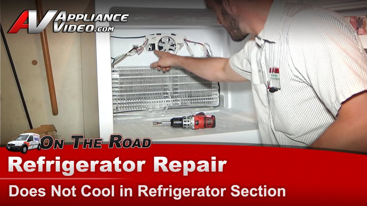 Amana Refrigerator Youtube Amana Refrigerator Repair