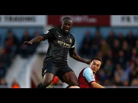 Yaya Touré vs West Ham United F.C. (A) 13/14 PL By ChequeredCrown