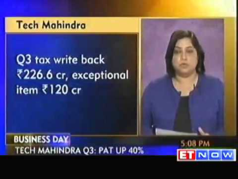 Tech Mahindra Q3 Net surges over 3-fold to Rs 1,009.8 cr