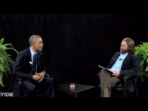 Watch President Obama School Zach Galifianakis on Between Two Ferns
