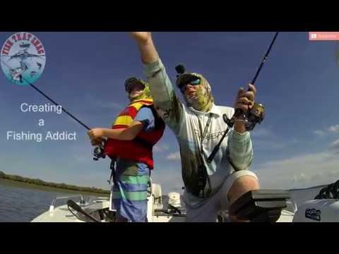Fish That Snag - Creating a Fishing Addict