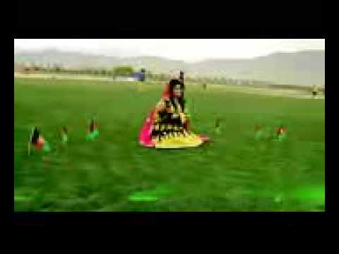 Brekhna Amel new afghan Song for Mili Cricket team  BY  KHOST AF