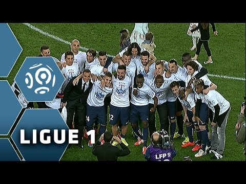 PSG French Champion 2014 - Ligue 1 - 2013/2014