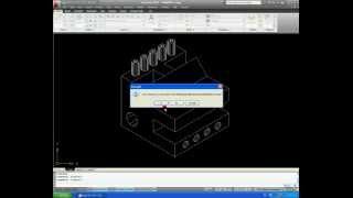 PC STUDIO Hermosillo Tutorial De AutoCAD Dibujo Isométrico