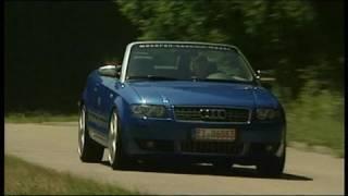 MTM Audi S4 Cabrio videos