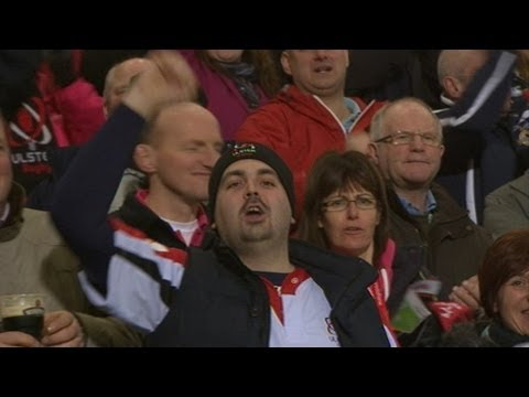 Ulster v Scarlets 04 Jan 2013 Full Match Highlights