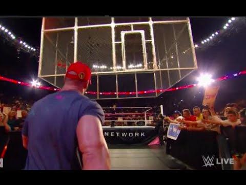 John Cena vs. Randy Orton WWE HELL IN A CELL 2014  #HIAC