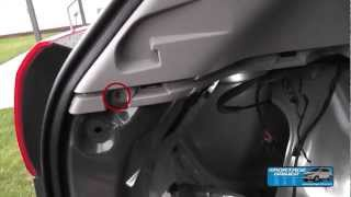Einbauanleitung Kofferraumbeleuchtung KIA Sportage SLS videos