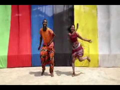 Pharrell Williams Happy By Aaninka Cote d'Ivoire
