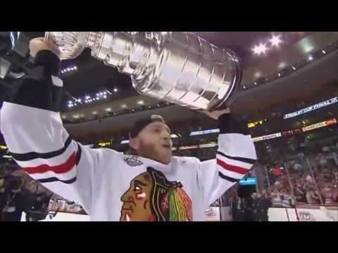 Chicago Blackhawks 2013 NHL Playoff Stanley Cup Champions Video