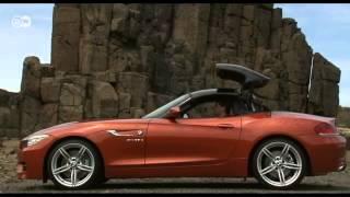 نظرة على سيارة بي إم دبليو Z4 | عالم السرعة