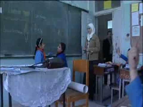 UN Schooling Palestinian Refugee Children in Syria