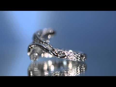 Custom Sapphire Engagement Ring