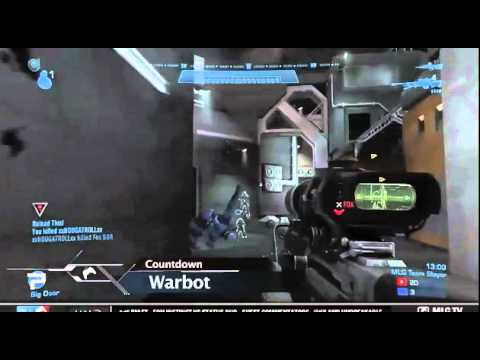 Halo Reach: Top 10 MLG Pro Circuit Orlando 2011 Episode 2