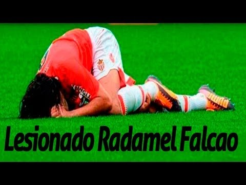 ✔ falcao garcia se lesiona antes del mundial brasil 2014