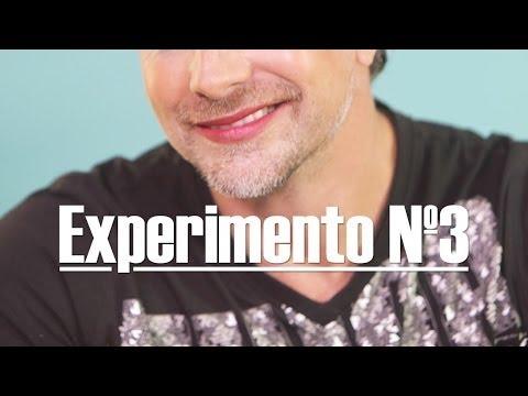 Experimento Nº3 | Hombres Maquillándose