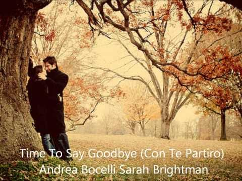 Sarah Brightman Andrea Bocelli Time To Say Goodbye (Con Te Partiro).wmv