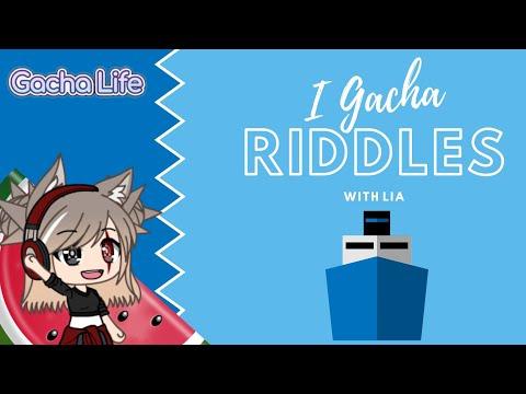 BOAT #2 {Gacha Video} GLMV - Funny Riddle, Cute, Animation - (Lia Watermelon)