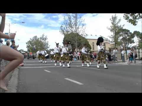 Clan Macleod Pipeband Bendigo