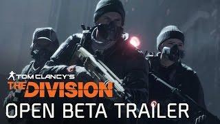 Tom Clancy's The Division - Nyílt Béta Trailer