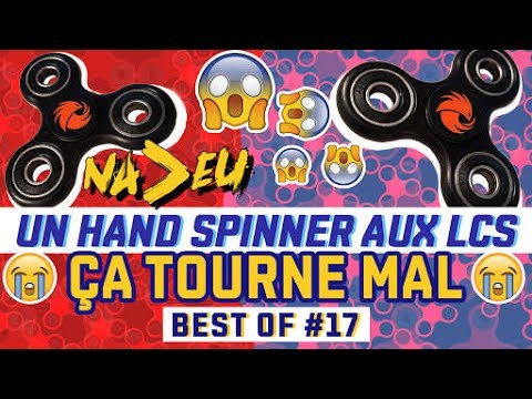 BEST OF LOL #17 - UN HAND SPINNER AUX LCS, CA TOURNE MAL - League of Legends