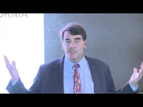 Tim Draper 6 Californias Press Conference Dec 23 2013