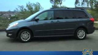 Toyota Sienna XLE AWD Review - Kelley Blue Book videos