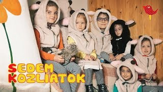 Sedem Kozliatok  - Rozprávky líšky a vlka