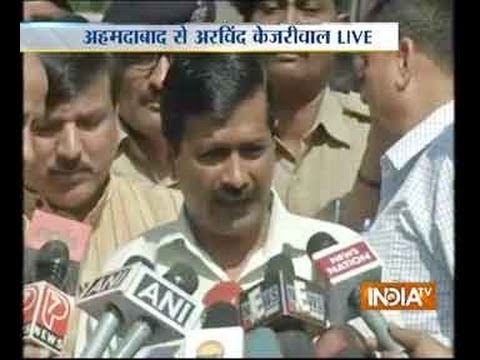 Arvind Kejriwal seeks answer to his questions from Modi