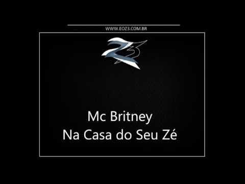 Mc Britney   Na Casa do Seu Zé Vai Rolar Uma Putaria LANÇAMENTO 2014 BYANO DJ
