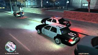 GTA IV LAPD Patrol 2: Another Night On The Job
