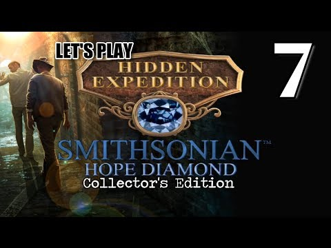Hidden Expedition 6: Smithsonian Hope Diamond CE [07] w/YourGibs - DETOUR THROUGH SWITZERLAND