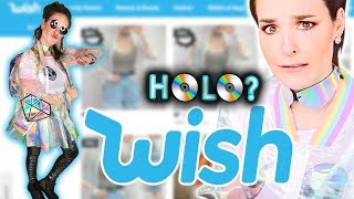 Buying Holographic Things From Wish Things Holo Buy Wish Womens Sale Holo Things Free Wish