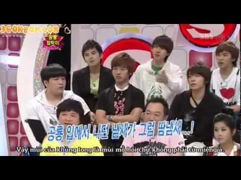 [vietsub] Star King Ep 113 {Super Junior, NichKhun} - part 1/8.