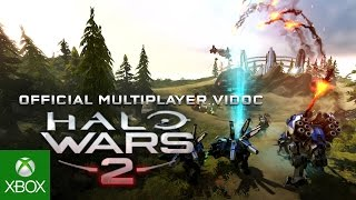 Halo Wars 2 - Multiplayer Vidoc