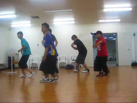 Ralph Hip Hop Class** Teach Me - Musiq Soulchild
