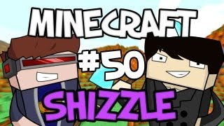 MINECRAFT SHIZZLE - Part 50: SEARCHING THE STRONGHOLD