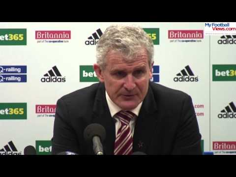 Mark Hughes: Brilliant performance by my team