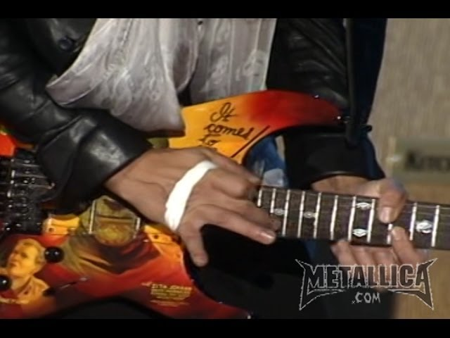 Metallica: One (MetOnTour - San Francisco, CA - 2005)