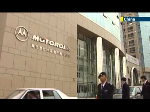 China's Lenovo buys Motorola from Google