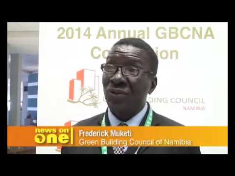 Green Building Council of Namibia hosts annual convention