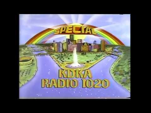 KDKA Radio Klein& TV Image Spots mid 70s