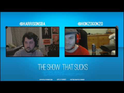 The Show That Sucks #88 Fix Poison - With Harrison And Honzo Gonzo
