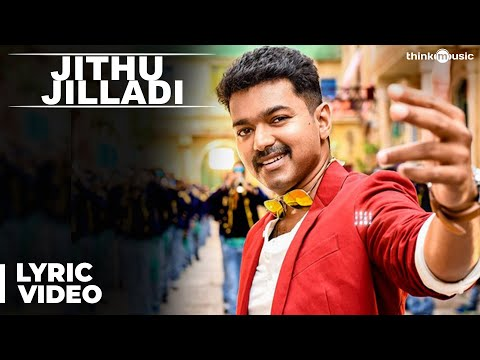 Jithu Jilladi Song with Lyrics From Theri