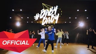 MONSTAR from ST.319 - '#BABYBABY' Dance Practice