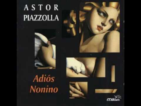 Adios Nonino (Sax & Orchestra)